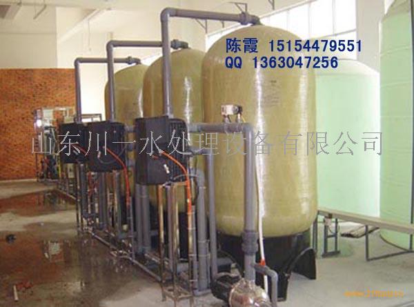 供应山东川一15T/H全自动软化水设备控制装置