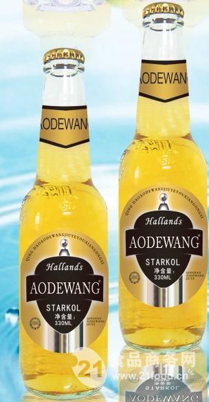 澳德旺啤酒330ml*24