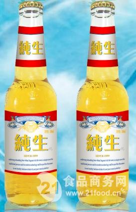 纯生夜场啤酒