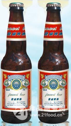 新上市健威啤酒330ml