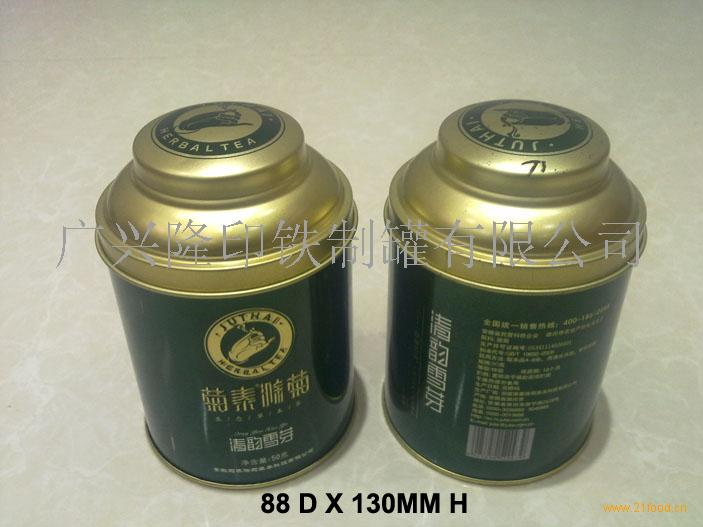 茶叶罐、茶叶包装铁盒