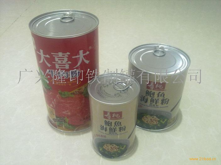 食品易拉罐、调味品罐、酱料罐