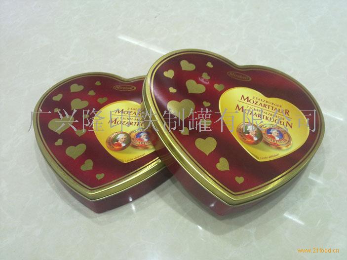 M巧克力铁罐、食品包装铁盒、糖果包装铁罐