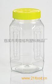 1000克方瓶蜂蜜瓶