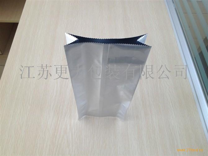 铝箔自立风琴袋