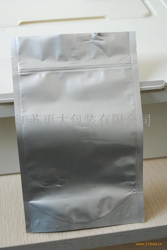 铝箔密封拉链自立袋