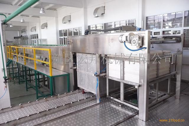 自动装笼卸笼系统