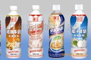 广贝核桃牛奶饮料