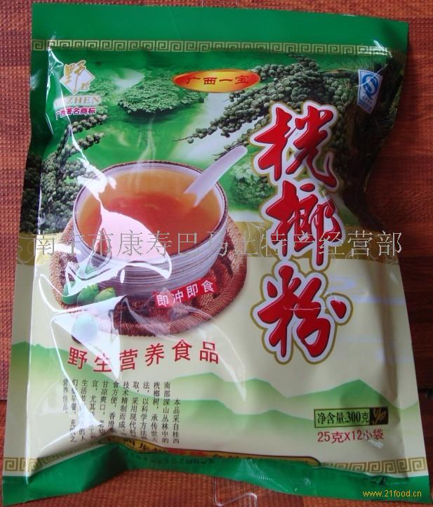 龙州桄榔粉300g 广西特产