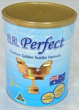 芭菲特艾尔金装优质婴儿配方奶粉三段