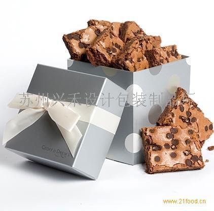 银色手工饼干盒