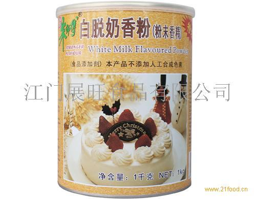 白脱奶香粉