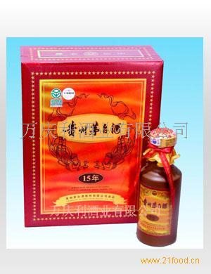 贵州茅台十五年 飞天十五年 茅台年份酒