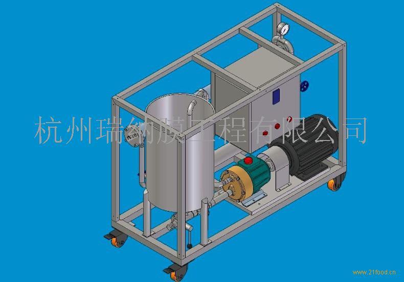 集成膜分离设备,膜分离系统