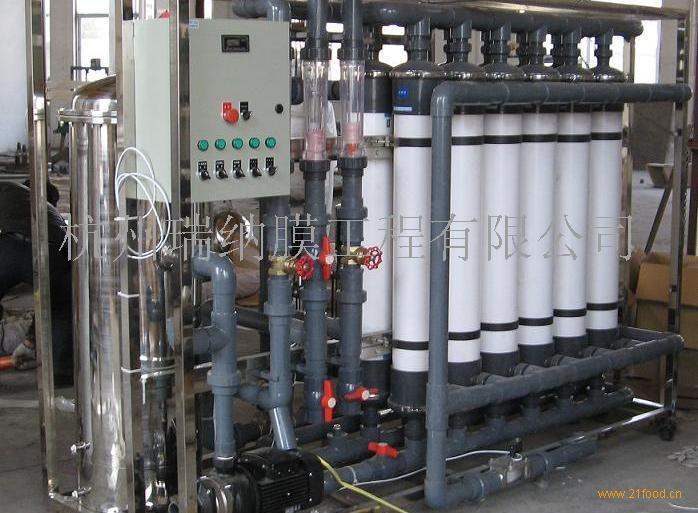超滤膜装置,超滤系统,超滤设备