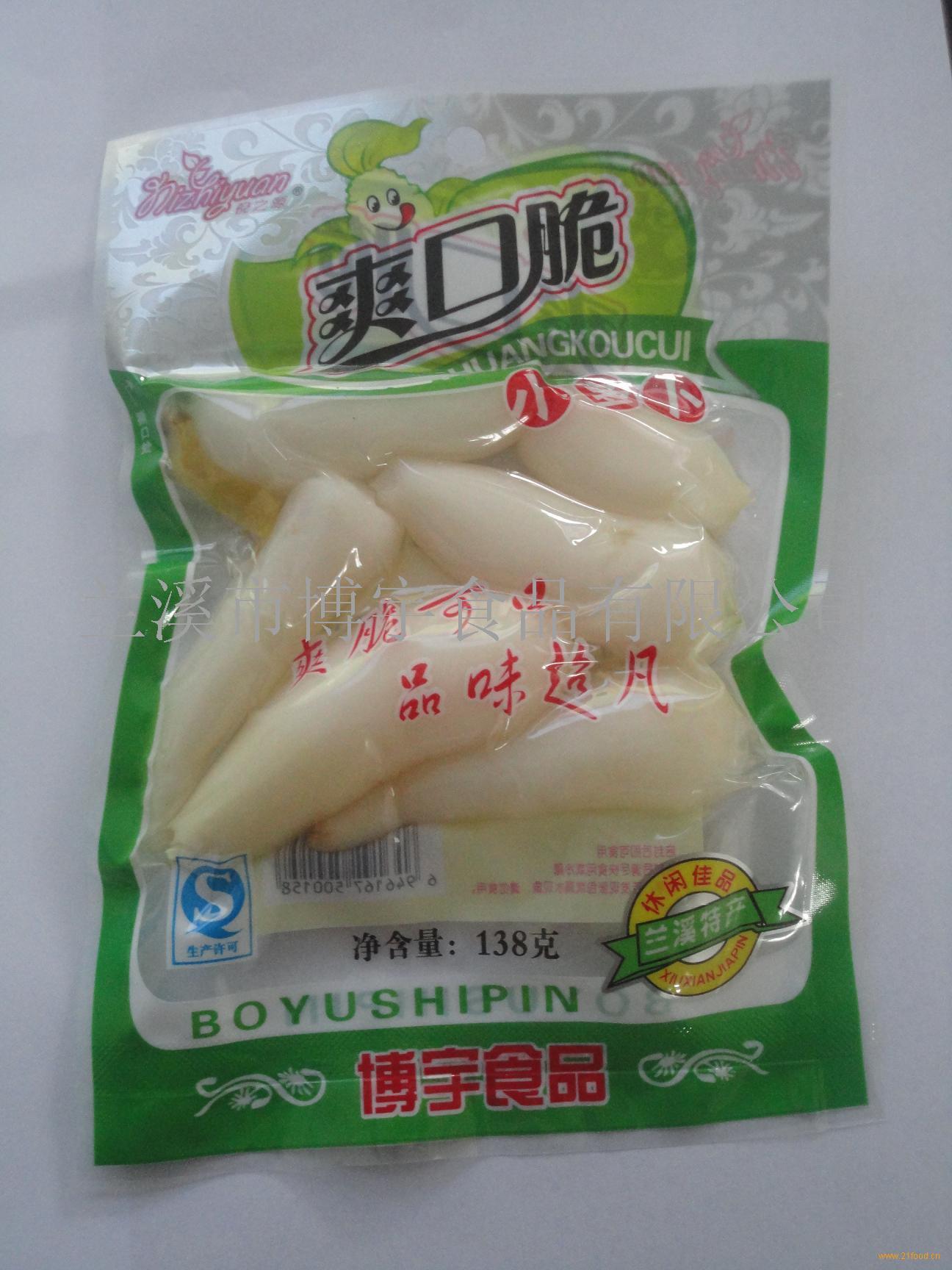兰溪小萝卜(138g)