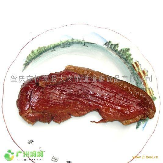 港式,广式,优质农家猪 二级 腊瘦肉条