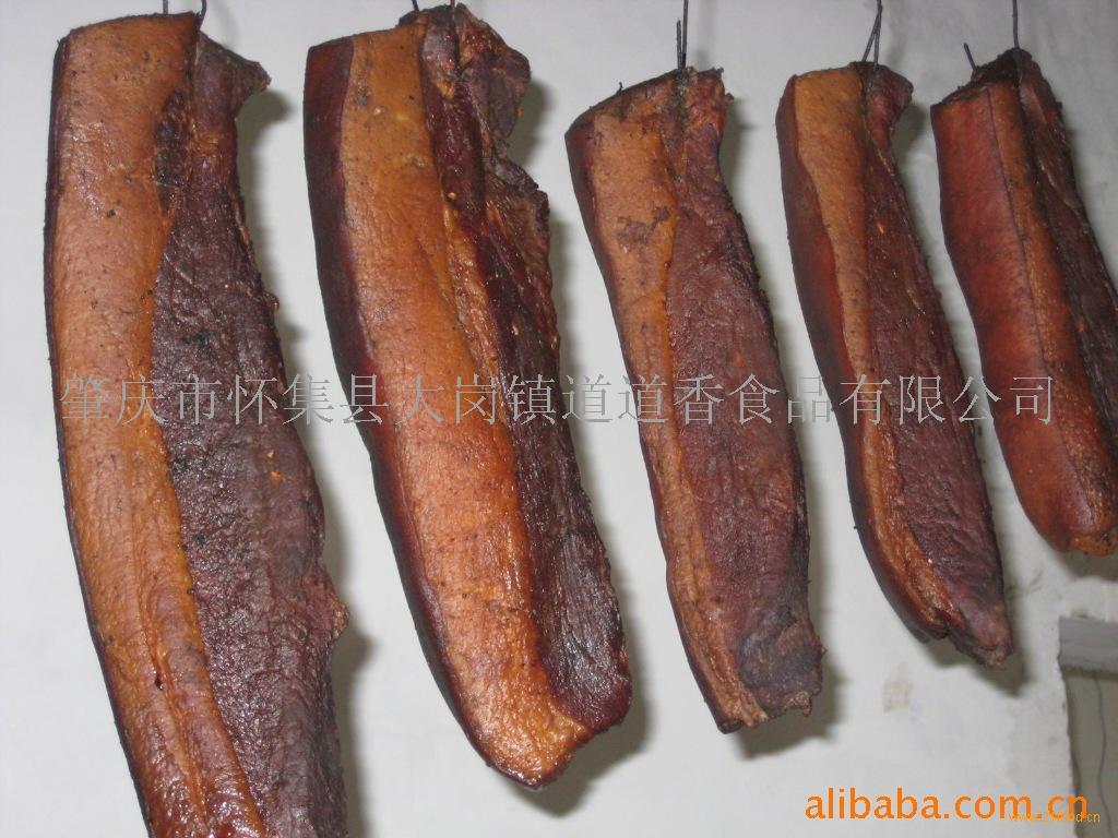 川式  烟熏腊肉