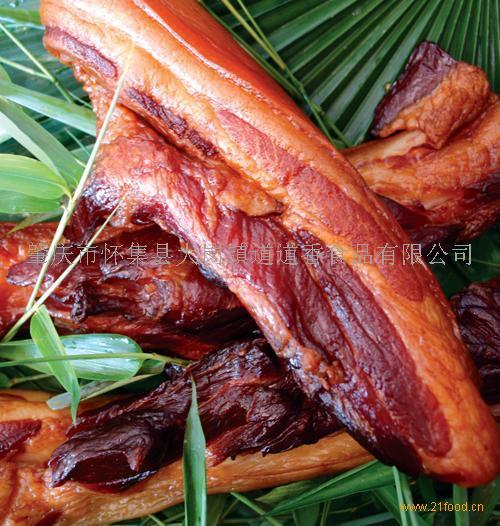 川式 二级 烟熏腊肉