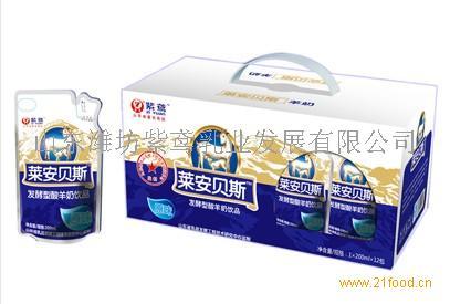 莱安贝斯发酵型酸羊奶饮品原味