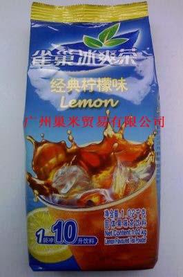 雀巢冰爽茶经典柠檬味