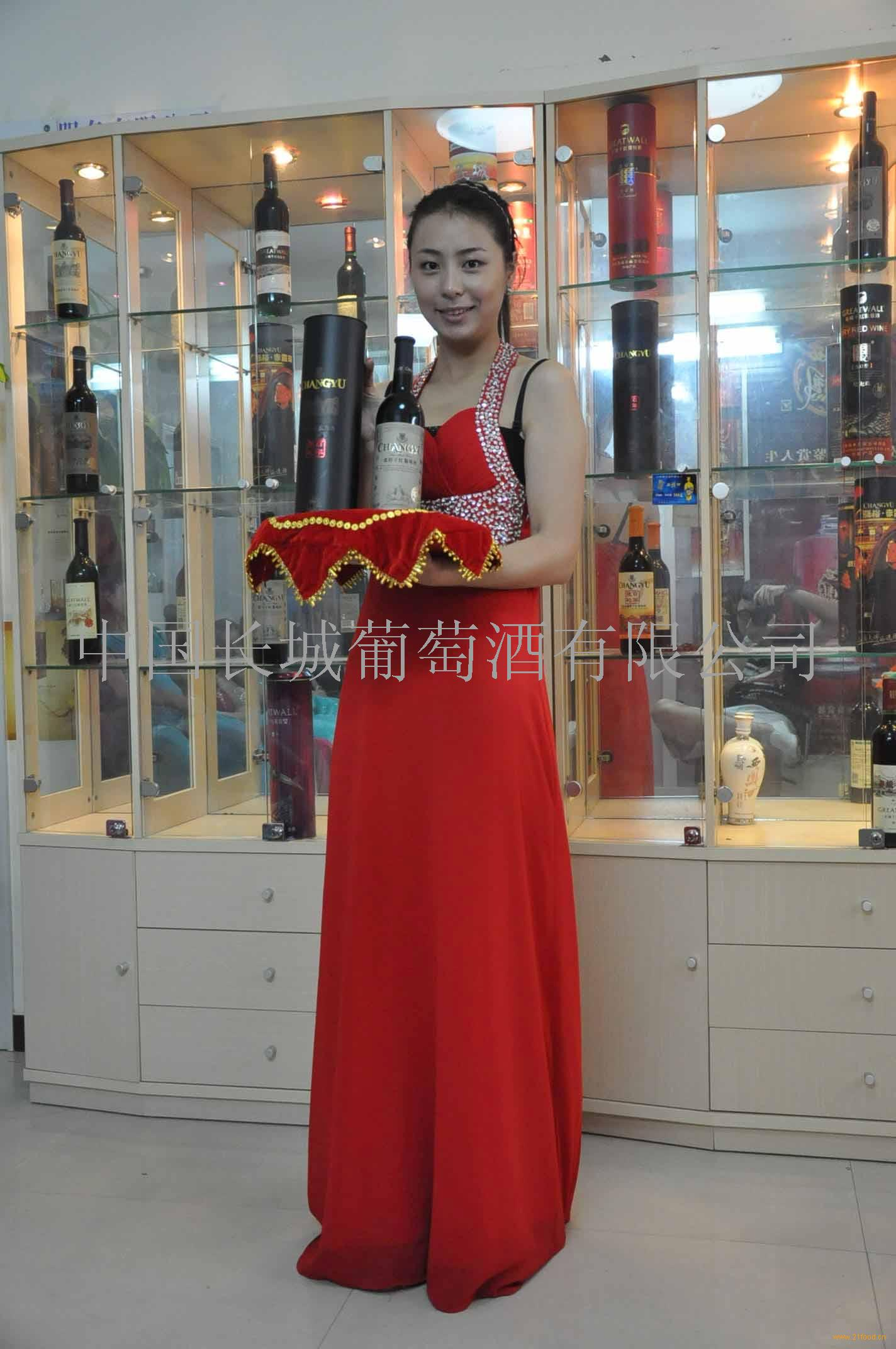 中国长城赤霞珠精品干红葡萄酒