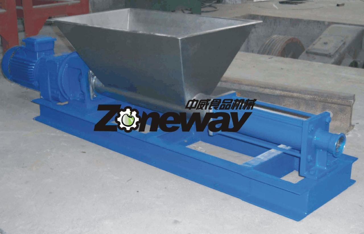 G型/TG型卫生级螺杆泵