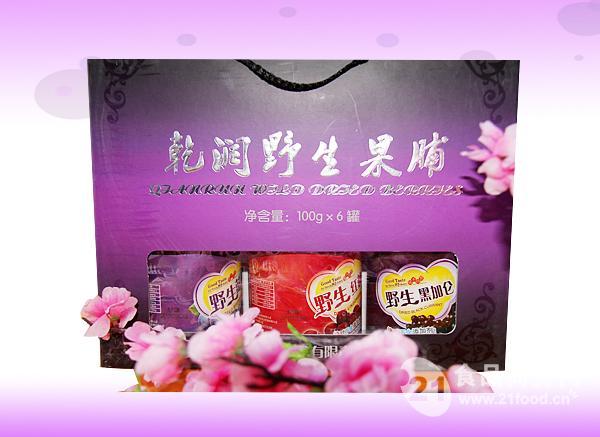 野生浆果混装礼盒(6罐)