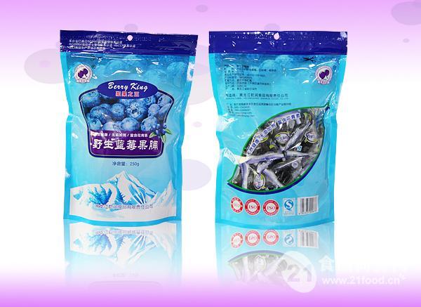 250克蓝莓自立袋A款