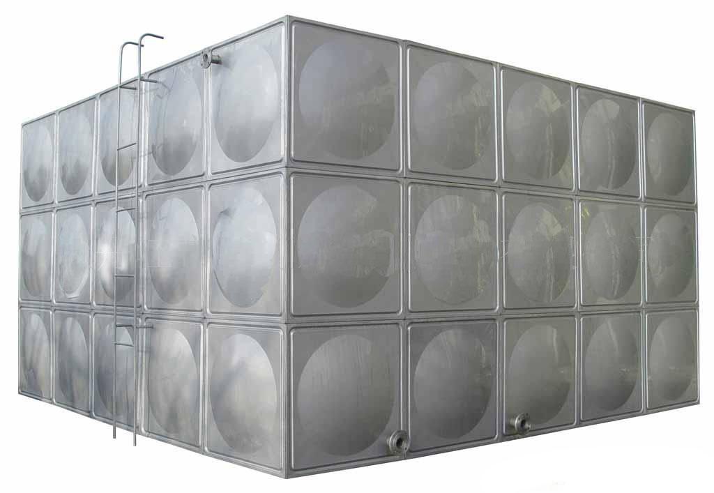 广西诺盾不锈钢水箱有限公司 组合式不锈钢水箱