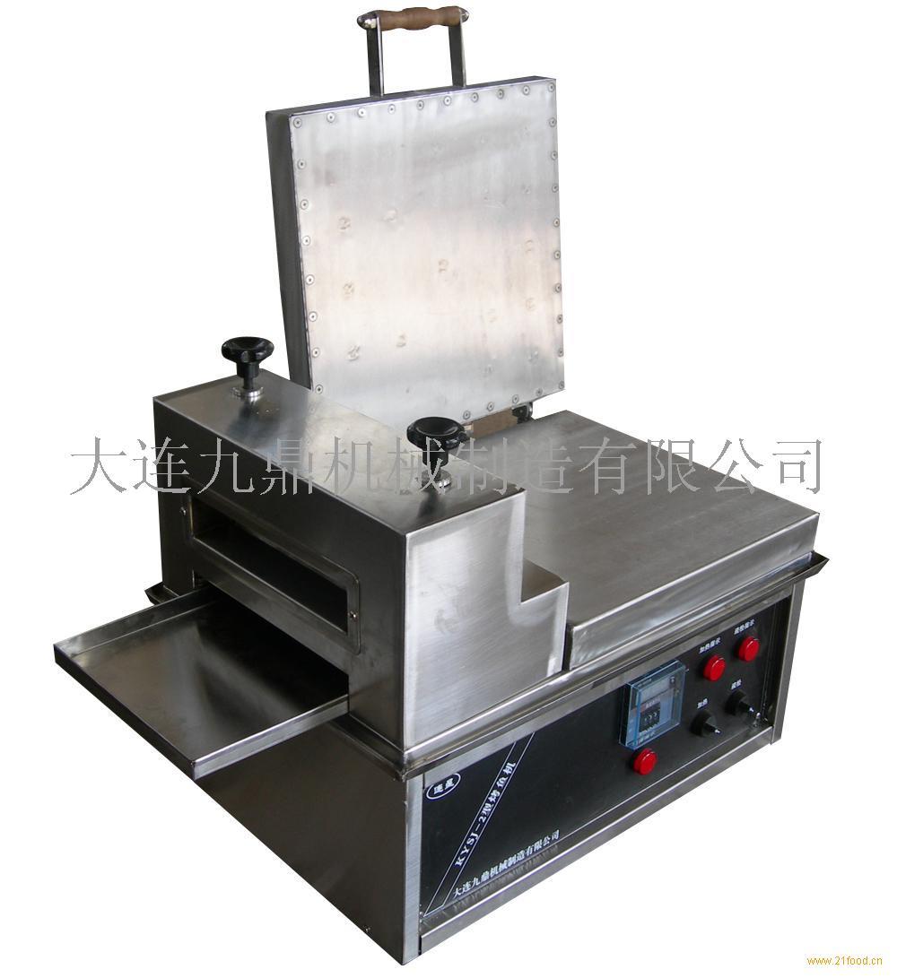 供应KYSJ-2型烤香鱼片机