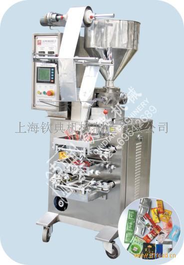 供应餐饮酱料 袋装包装机 调味酱包装机天津工厂直销