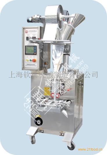 松花营养粉全自动包装机 钦典立式包装机