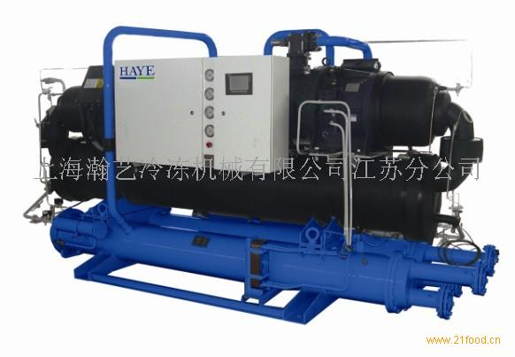 上海瀚艺冷冻机械有限公司江苏分公司 产品展示 > 水冷螺杆低温冷水