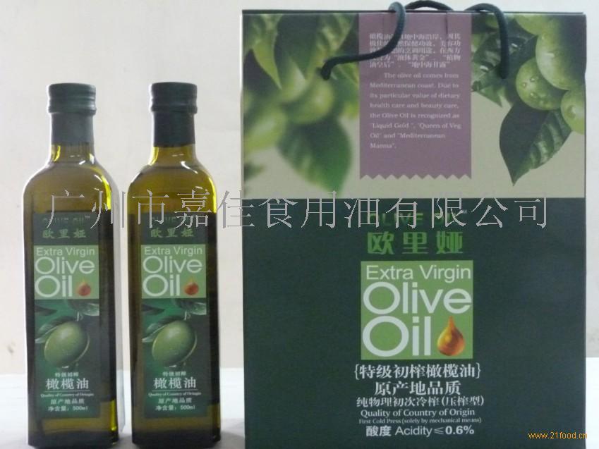 特级初榨橄榄油礼盒