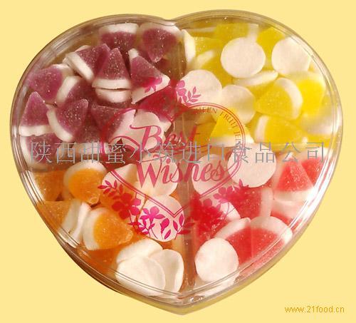泰国进口软糖