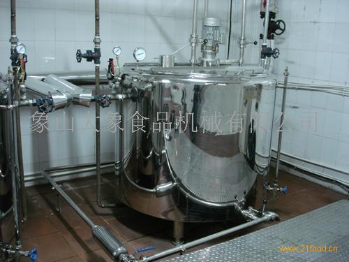 供应青鱼罐头加工设备2