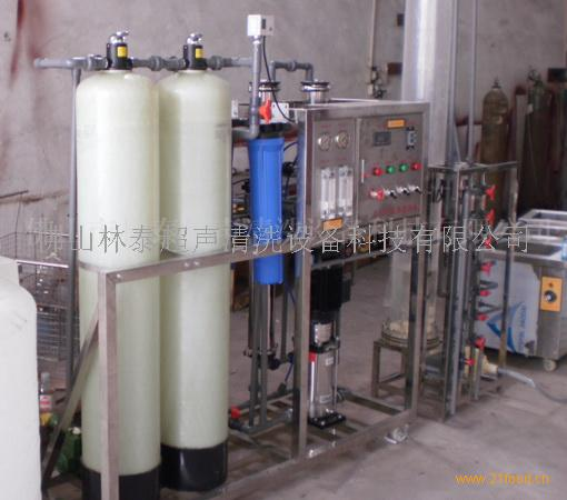 纯净水制取用0.5TRO反渗透纯水机设备