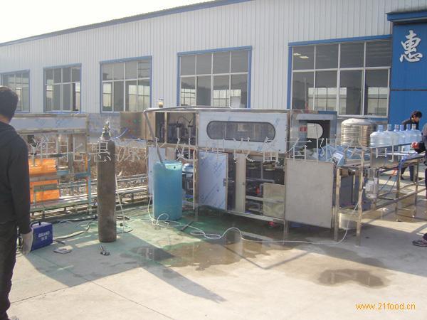 供应5加仑桶装水灌装机_水处理设备-食品商务网