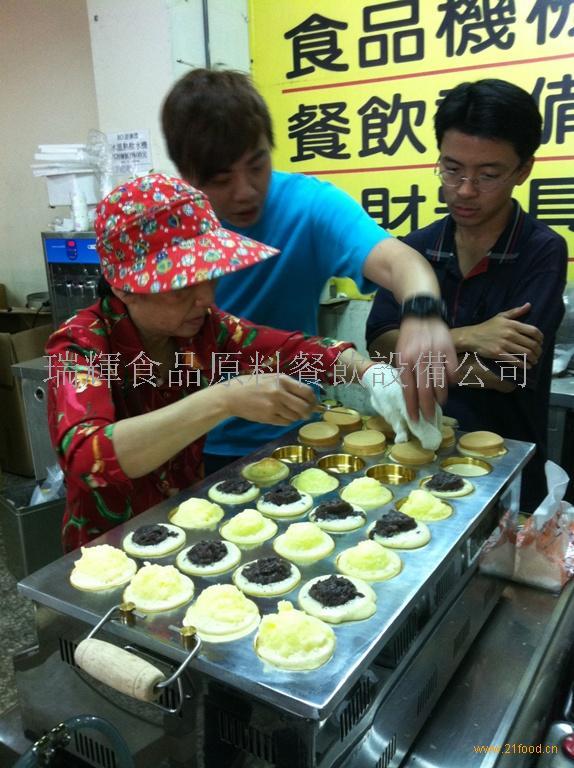 电力式红豆饼机批发价格@台湾省 休闲食品设备-食品