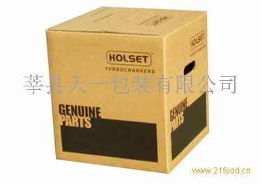 食品商务网 供应信息 食品包装 纸质材料类 专业生产瓦楞纸箱
