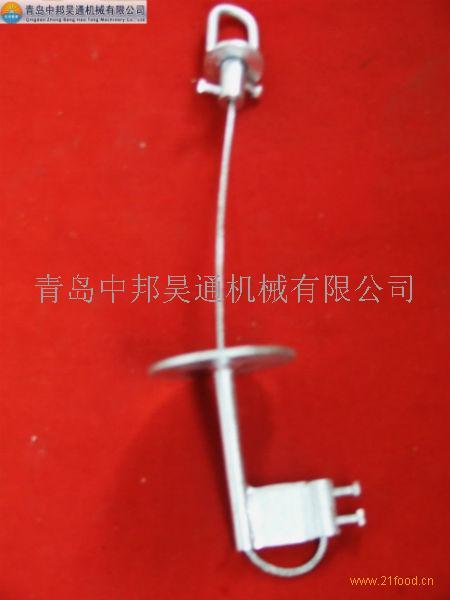 钢丝绳式扣脚吊链