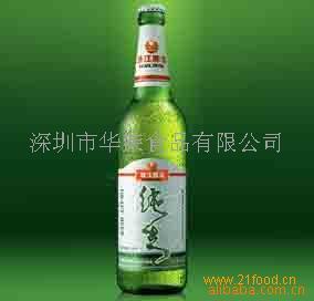 珠江纯生啤酒_珠江纯生啤酒批发价格@广洲 啤酒-食品商务网