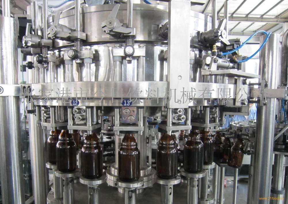 啤酒灌装机 (江苏 苏州)-食品商务网