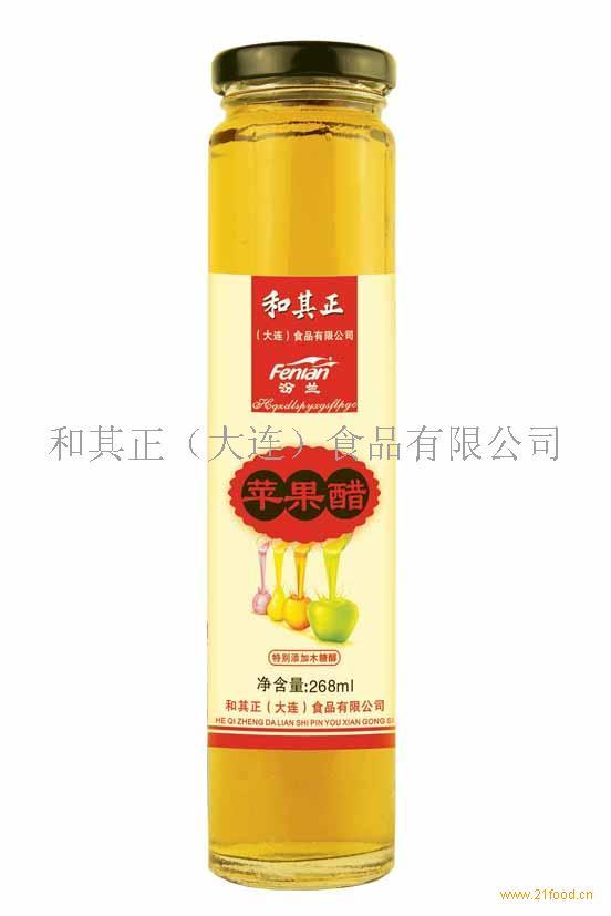 苹果醋和苹果醋饮料_和其正苹果醋268ML批发价格 开封 功能饮料-食品商务网