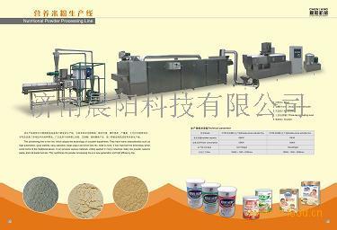 挤压型面包渣生产设备