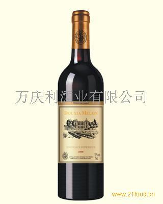 金尊特制红葡萄酒