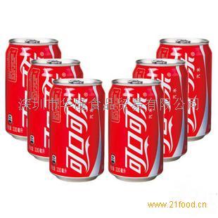 可口可乐饮料批发价格@广东深圳 功能饮料-食品商务网