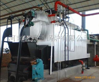 1吨2吨卧式燃煤常压热水锅炉