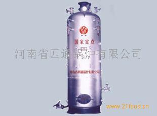 1吨10公斤压力燃气蒸汽锅炉